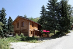 Panorama chalet Le Poucet - Les 2 Alpes